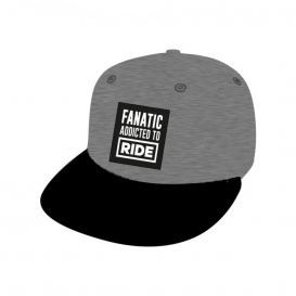 FANATIC New Era Snapback Cap Addicted to Ride