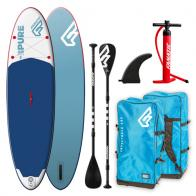 FANATIC PACKAGE PURE Air 10'4 + Pure Adjustable 3-Piece 2019