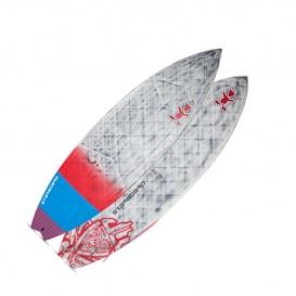 STARBOARD SURF 6''''1 x 20 HYBRID ACTIVE CARBON   2014