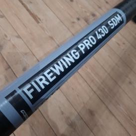 RRD FIREWING PRO 430 SDM 100% (10) 2019