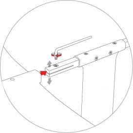 STARBOARD S-TYPE ALUMINIUM / v7 82cm