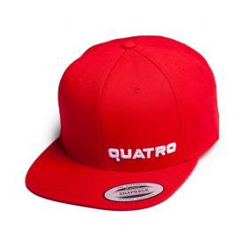 QUATRO QUATRO CAP   RED