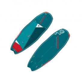 STARBOARD HYPER NUT SURF AND FOIL BLUE CARBON 2021
