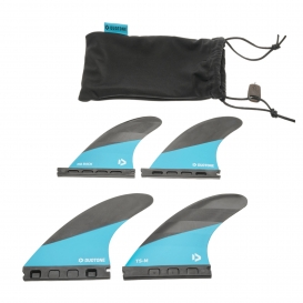 NORTHKITES DUOTONE TS-M Front with NQ Fins (4pcs)