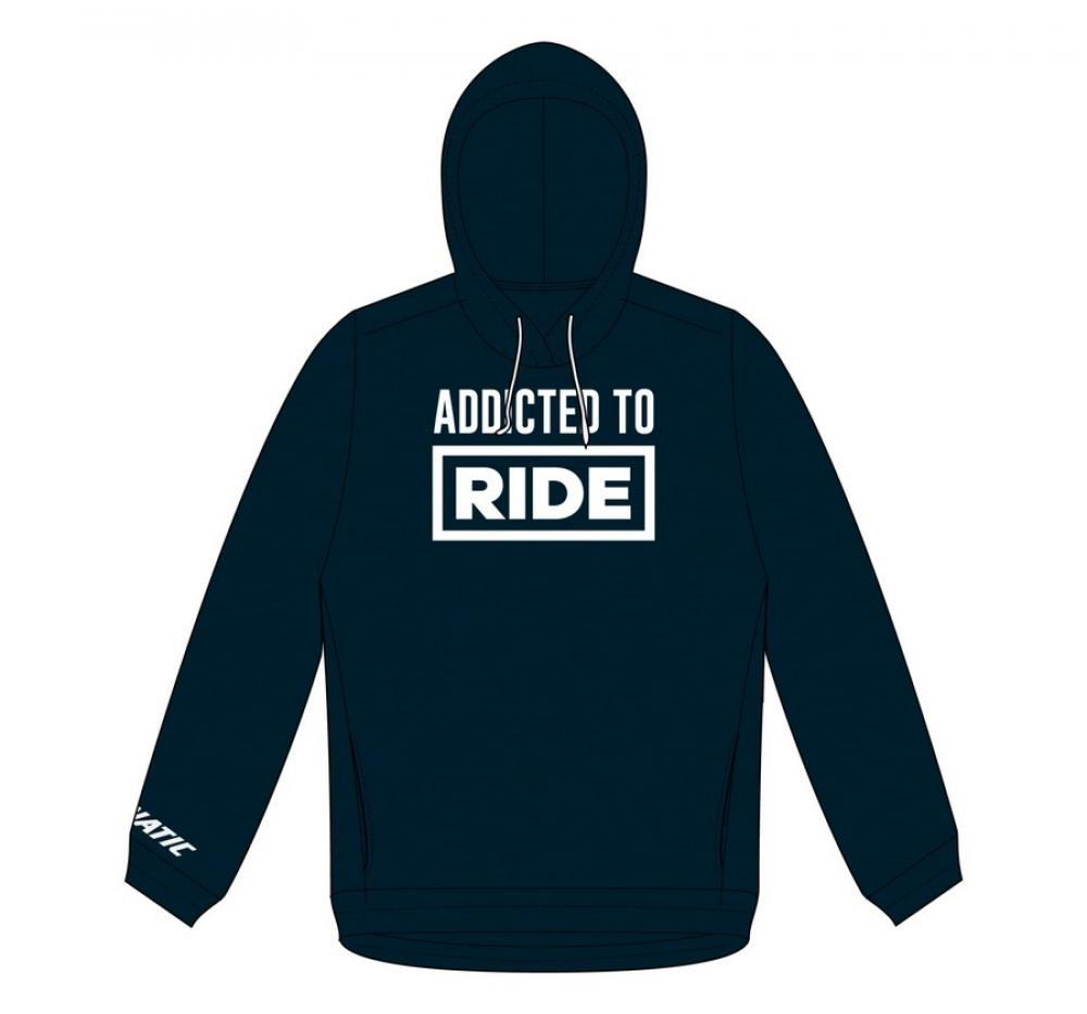 FANATIC Hoodie Addicted To Ride