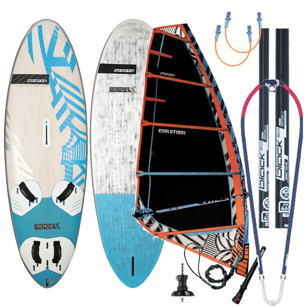 RRD FIREMOVE WOOD / EVOLUTION MK 9 2018 6 8 WINDSURF
