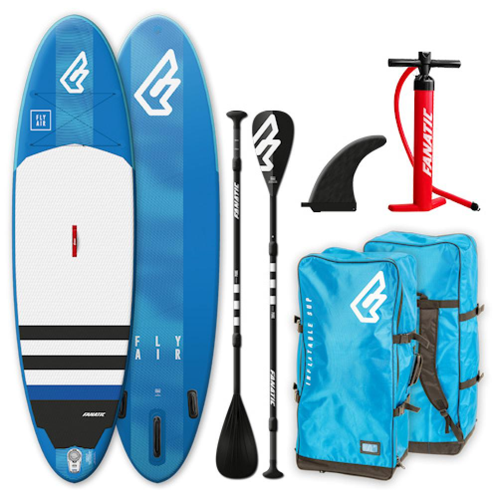 FANATIC PACKAGE Fly Air +Pure Adjustable 3-Piece 9.0 2019