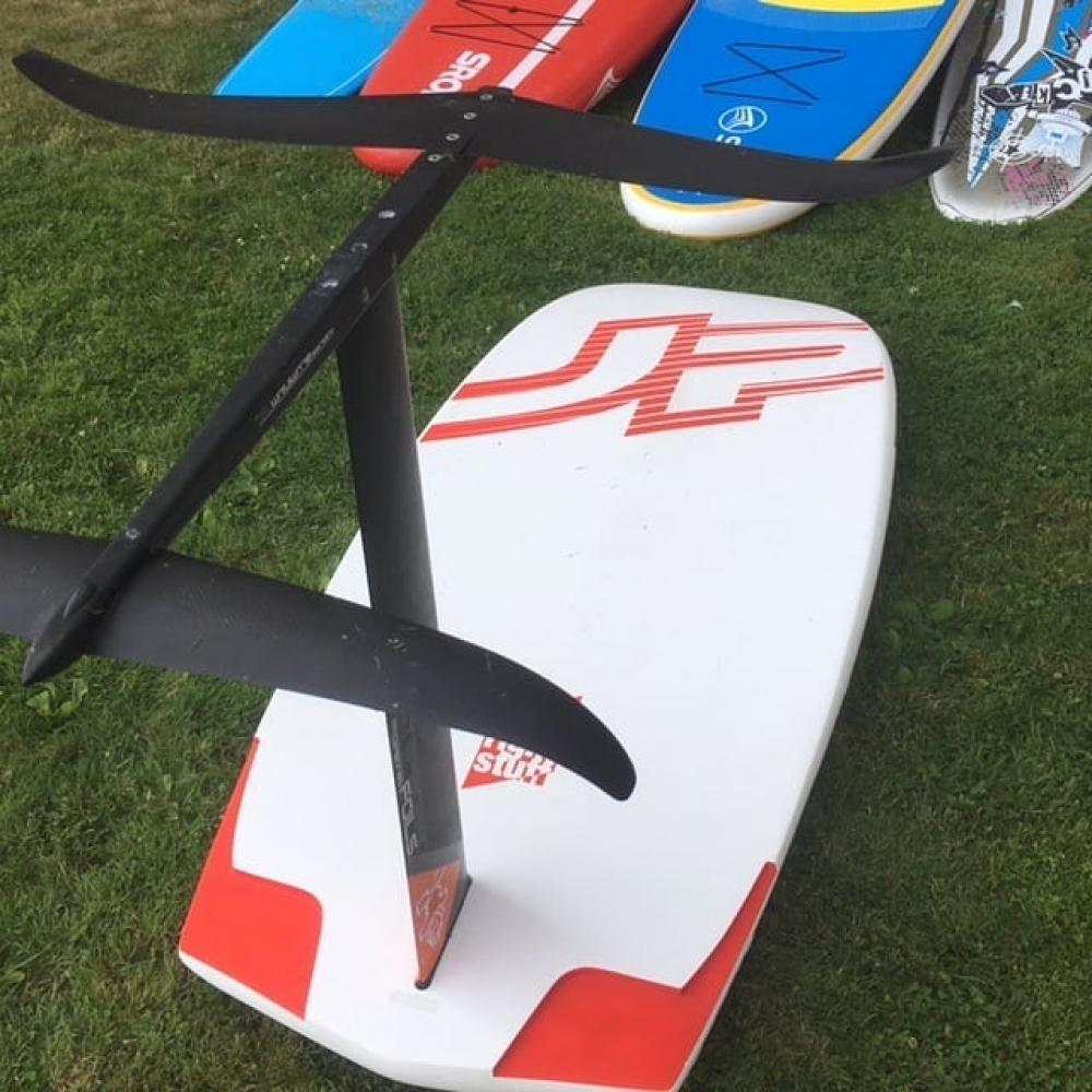 Starboard Jp Australia Gt Carbone Hydrofoil 135 Windsurf Occasion Packwindfoil