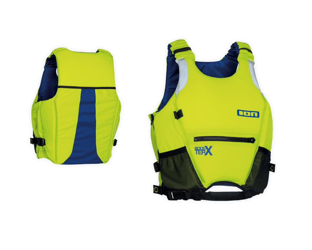 ION BOOSTER X VEST green