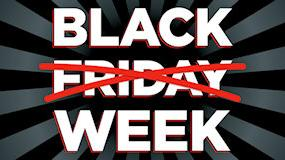 BLACK WEEK from 30 th November to 4 December 2020 !!
