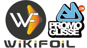 PROMOGLISSE.Com and WIKIFOIL : Partnership Wing Foil !!