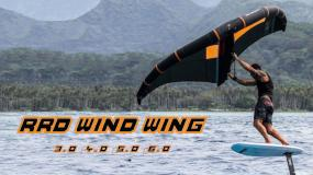 Photo NOUVEAUTE WINGFOIL : RRD SORT SA WIND WING !